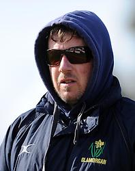 Glamorgan's Coach Robert Croft - Photo mandatory by-line: Harry Trump/JMP - Mobile: 07966 386802 - 24/03/15 - SPORT - CRICKET - Pre Season Fixture - Day 2 - Somerset v Glamorgan - Taunton Vale Cricket Club, Somerset, England.
