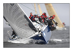 Brewin Dolphin Scottish Series 2011, Tarbert Loch Fyne - Yachting - Day 1 of the 4 day series..IRL29213 ,Something Else ,Hall/McDonnell ,National YC ,J109..