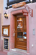 restaurant le petit gourmand quai de la poissonnerie little venice colmar alsace france