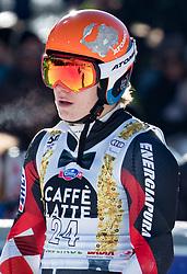 18.12.2016, Grand Risa, La Villa, ITA, FIS Ski Weltcup, Alta Badia, Riesenslalom, Herren, 2. Lauf, im Bild Filip Zubcic (CRO) // Filip Zubcic of Croatia reacts after his 2nd run of men's Giant Slalom of FIS ski alpine world cup at the Grand Risa race Course in La Villa, Italy on 2016/12/18. EXPA Pictures © 2016, PhotoCredit: EXPA/ Johann Groder