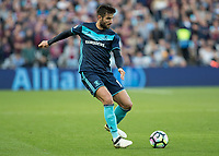 Football - 2016 / 2017 Premier League - West Ham United vs. Middesborough <br /> <br /> Antonio Barragan of Middlesborough at The London Stadium.<br /> <br /> COLORSPORT/DANIEL BEARHAM