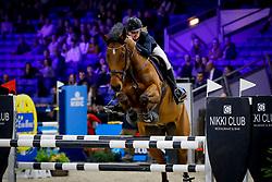 Baerts Caro, BEL, Maq Master Z<br /> Jumping Mechelen 2019<br /> © Hippo Foto - Sharon Vandeput<br /> 30/12/19