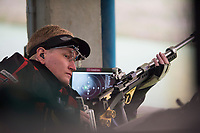 SKYTING<br /> 12. august 2016<br /> Olympiske leker <br /> Rio de Janeiro<br /> 50m rifle 60 skudd liggende, menn<br /> Odd Arne Brekne , Norge <br /> Foto: Astrid M. Nordhaug