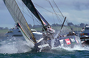NZL82 in race five of the America's Cup. 2/3/2003 (© Chris Cameron 2003)
