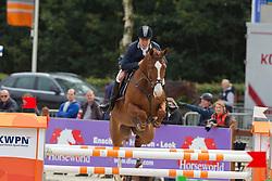 Olsmeijer Kevin (NED) - Zarita C<br /> KWPN Paardendagen 2011 - Ermelo 2011<br /> © Dirk Caremans