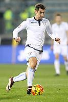 """Miroslav Klose Lazio<br /> Empoli 29-11-2015 Stadio """"Carlo Castellani""""<br /> Football Calcio 2015/2016 Serie A TIM <br /> Empoli-Lazio 1-0<br /> Foto Luca Pagliaricci / Insidefoto"""