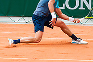Ambiance and sideslip on the field during the Roland Garros French Tennis Open 2018, Preview, on May 21 to 26, 2018, at the Roland Garros Stadium in Paris, France - Photo Pierre Charlier / ProSportsImages / DPPI