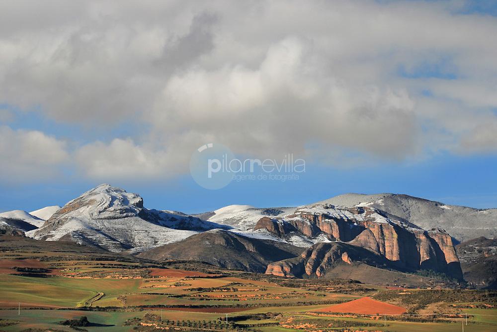 Peñas de Matute y Tobia. La Rioja ©Daniel Acevedo / PILAR REVILLA