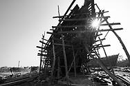 Ship Building, Manveet, India