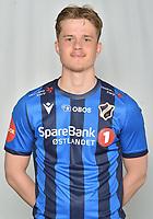 Fotball , Eliteserien 2021 , portrett , portretter ,  Stabæk<br /> <br /> Peder Vogt