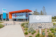 Fivepoint Arena at the Great Park Ice Signage