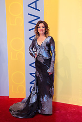 November 2, 2016 - Nashville, Tennessee, USA - Martina McBride on the red carpet at the 50th Annual CMA Awards that took place at the Bridgestone Arena in downtown Nashville, Tennessee. (Credit Image: © Jason Walle via ZUMA Wire)