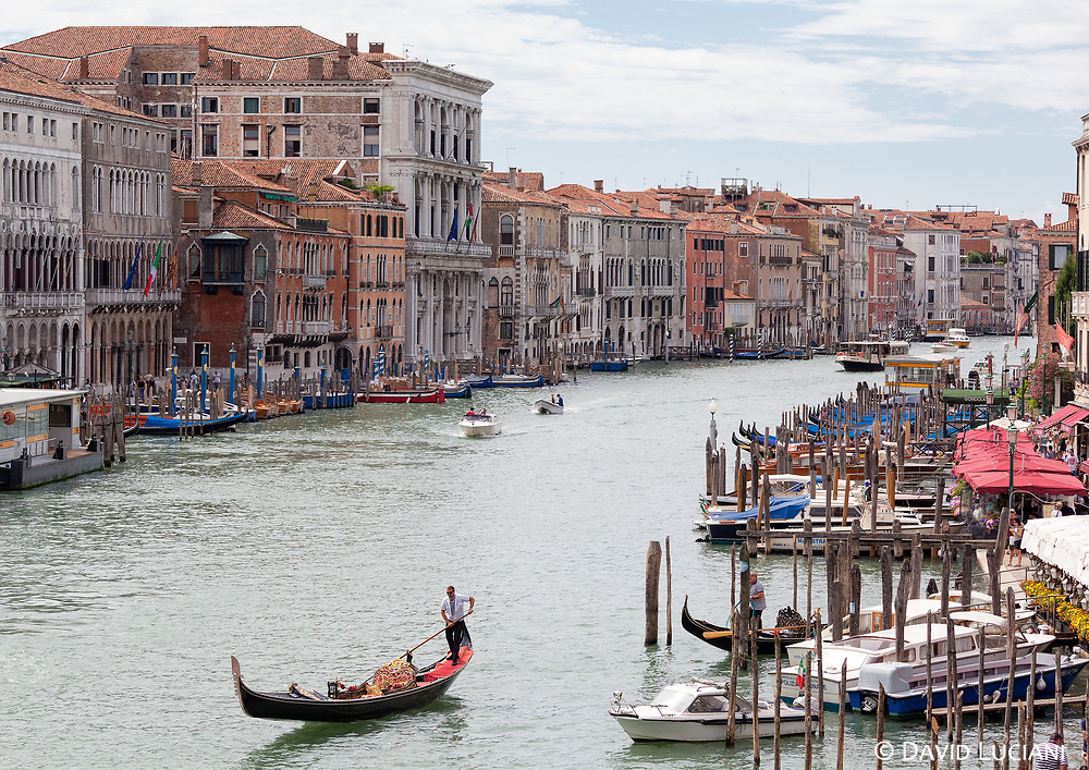 In the last years, scientists have predicted that Venice could be submerged within a century, due to global warming.