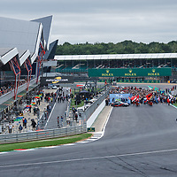 Prior to start on 19/08/2018 at the Silverstone 6H, 2018