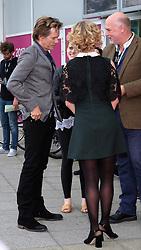Edinburgh International Film Festival, Thursday 22nd June 2017<br /> <br /> STORY OF A GIRL (WORLD PREMIERE)<br /> <br /> <br /> Kevin Bacon and his wife Kyra Sedgwick arrive on the red carpet<br /> <br /> (c) Alex Todd | Edinburgh Elite media
