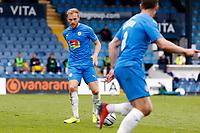Ryan Croasdale. Stockport County FC 2-2 Torquay United FC. Vanarama National League. Edgeley Park. 16.5.21