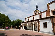 Asuncion de Nuestra Senora Church  on May 28, 2021 in Madrid, Spain