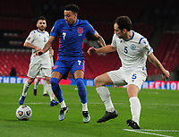Football - 2022 FIFA World Cup - European Qualifying - Group I - England vs San Marino - Wembley Stadium<br /> <br /> Jesse Lingard of England<br /> <br /> Credit : COLORSPORT/ANDREW COWIE