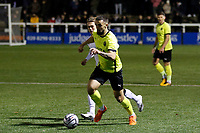 Jordan Williams. Bromley FC 0-2 Stockport County. Vanarama National League. Hayes Lane. 5.12.20