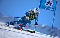 Alpint<br /> FIS World Cup<br /> Sölden Østerrike<br /> Foto: Gepa/Digitalsport<br /> NORWAY ONLY<br /> <br /> SOELDEN,AUSTRIA,22.OCT.16 - ALPINE SKIING - FIS World Cup season opening, Rettenbachferner, giant slalom, ladies. Image shows Nina Løseth (NOR).