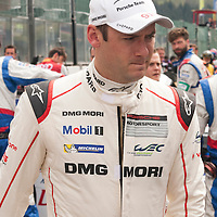 Nick Tandy, Porsche 919 Hybrid #19 at the WEC 6 Hours of Spa-Francorchamps 2015