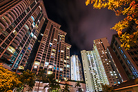 High-Rise Buildings along Kalakaua Avenue, Waikiki