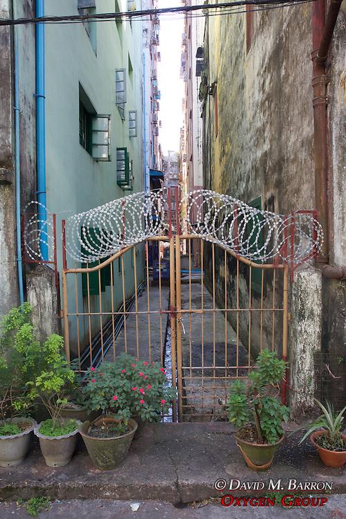 Gate Near Gyee Zai Market