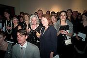 RACHEL WHITEREAD, Swarovski Whitechapel Gallery Art Plus Opera,  An evening of art and opera raising funds for the Whitechapel Education programme. Whitechapel Gallery. 77-82 Whitechapel High St. London E1 3BQ. 15 March 2012