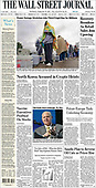 February 18, 2021 (USA): Front-page: Today's Newspapers In USA