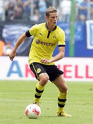 Football: Germany, Liga Total Cup, Borussia Dortmund, Hamburg, 04.08.2012.Sven BENDER (BVB)  .©Êpixathlon