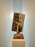 """58th Art Biennale Venice """"May You Live in Interesting Times"""" curated by Ralph Rugoff. European Cultural Centre (ECC). Palazzo Mora. Exhibition """"PERSONAL STRUCTURES - Identities"""". Beatritz Gerenstein, U.S.A. """"The Gift"""", 2016"""