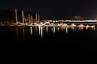 Ålesund 12012011.<br /> Bilde av småbåthavnen ved Sunnmørshallen / Color Line Stadion i Ålesund.<br /> <br /> Photo of the marina next to Sunnmørshallen and Color Line Stadium in Aalesund.<br /> Foto: Svein Ove Ekornesvåg