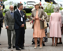 May 20, 2019 - London, London, United Kingdom - Image licensed to i-Images Picture Agency. 20/05/2019. London, United Kingdom. Princess Michael of Kent  at the Chelsea Flower Show in London. (Credit Image: © Pool/i-Images via ZUMA Press)