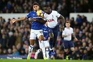 Everton v Tottenham Hotspur 231218