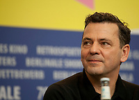 Director and Screenwriter Christian Petzold at the press conference for the film Undine at the 70th Berlinale International Film Festival, on Sunday 23rd February 2020, Hotel Grand Hyatt, Berlin, Germany. Photo credit: Doreen Kennedy