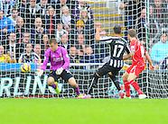 Newcastle United v Liverpool 011114