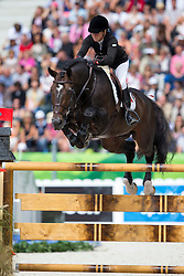 Jillian Terceira, (BER), Tamerino - Team & Individual Competition Jumping Speed - Alltech FEI World Equestrian Games™ 2014 - Normandy, France.<br /> © Hippo Foto Team - Leanjo De Koster<br /> 02-09-14