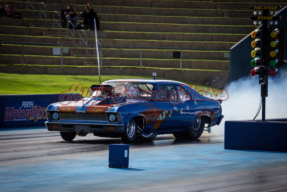Mark Rothwell (193) - Blown Money - Supercharged Outlaws.
