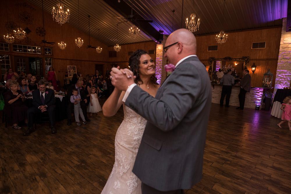 Julie and Matt married on September 2, 2017.