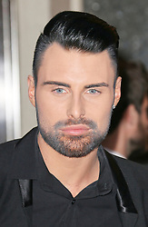 © Licensed to London News Pictures. 26/03/2014, UK. JJ Rylan Clark, I Can't Sing! The X Factor Musical - press night, London Palladium, London UK, 26 March 2014. Photo credit : Richard Goldschmidt/Piqtured/LNP