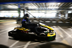 Bristol Sport and guests go karting at Absolutely Karting - Mandatory by-line: Dougie Allward/JMP - 08/03/2018 - SPORT - Absolutely Karting - Bristol, England - Bristol Sport Absolutely Karting