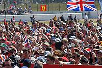 MOTORSPORT - F1 2013 - BRITISH GRAND PRIX - GRAND PRIX D'ANGLETERRE - SILVERSTONE (GBR) - 28 TO 30/06/2013 - PHOTO : FREDERIC LE FLOC'H / DPPI<br /> AMBIANCE