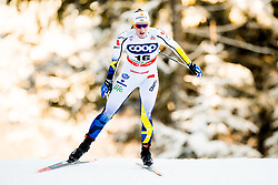 December 16, 2017 - Toblach, ITALY - 171216 Maria NordstrÅ¡m of Sweden competes in women's 10km interval start free technique during FIS Cross-Country World Cup on December 16, 2017 in Toblach..Photo: Jon Olav Nesvold / BILDBYRN / kod JE / 160103 (Credit Image: © Jon Olav Nesvold/Bildbyran via ZUMA Wire)