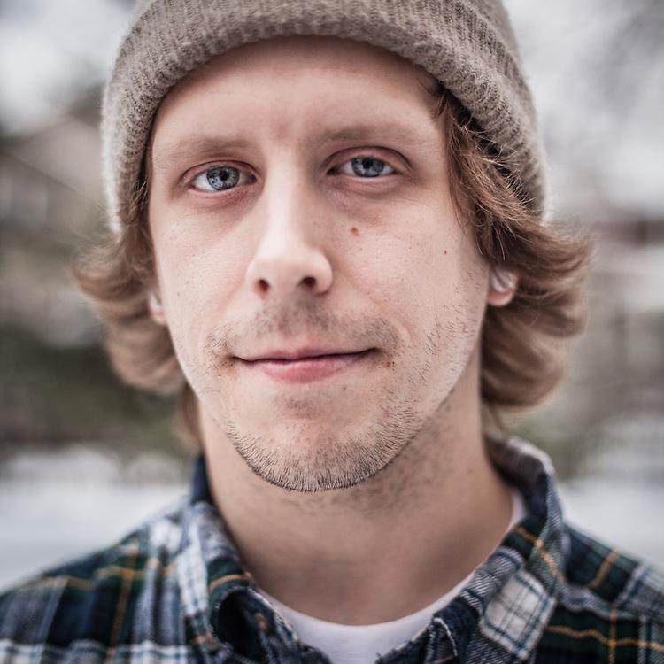 Social Media Manager, Chris Gadomski, Anchorage