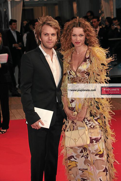 Florian Zeller et Marine Delterm - 33 ème Festival du Cinéma Américain de Deauville - Soirée d'ouverture - 31/8/2007 - JSB / PixPlanete