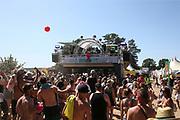 Helene Beach Festival 2019: Helenesee, 26.07.2019<br /> DJ Gestört aber Geil<br /> © Torsten Helmke
