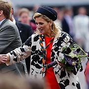 NLD/Middelburg/20100430 -  Koninginnedag 2010, Maxima en Willem - Alexander