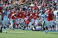 San Diego vs Dayton, 2017