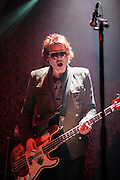 Washington, DC - April 20th, 2015 - The Manic Street Preachers open their Holy Bible 20 North American tour performing at the 9:30 Club in Washington, D.C. (Photo by Kyle Gustafson / www.kylegustafson.com)