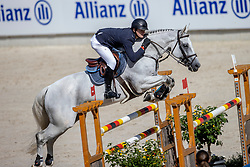 Vermeiren Dieter, BEL, Kingston Town 111 Z<br /> Aachen International Jumping <br /> Aachen 2020<br /> © Hippo Foto - Dirk Caremans<br /> 06/09/2020